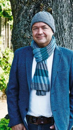Strikkeopskrift: Lun hue og halstørklæde