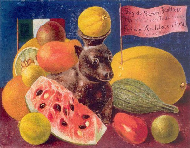Натюрморт, 1951. Мазонит, масло. Галерея Арвиль.