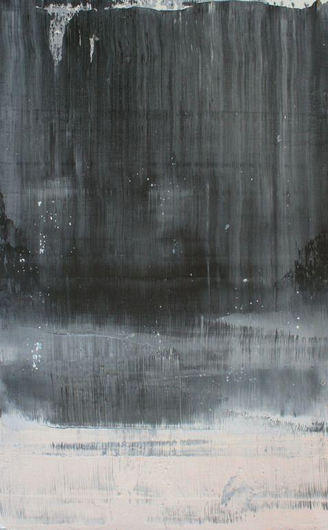 "Saatchi Online Artist: Koen Lybaert; Oil, 2012, Painting ""abstract N° 440"""