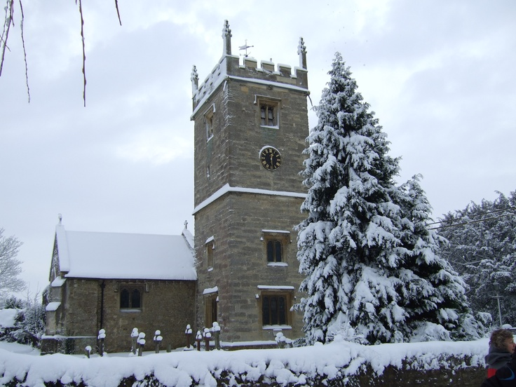 Sunningwell: I wish I could upload a soundscape of the village: the church bells on a weekend morning, the birds, the quiet!