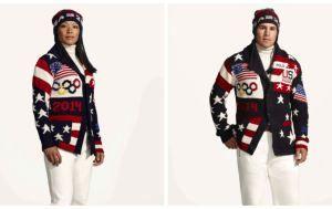 Sotchi 2014, un défilé haut en couleurs. Les tenues officielles des Jeux Olympiques. Etats-Unis, USA, Sochi 2014, Olympics