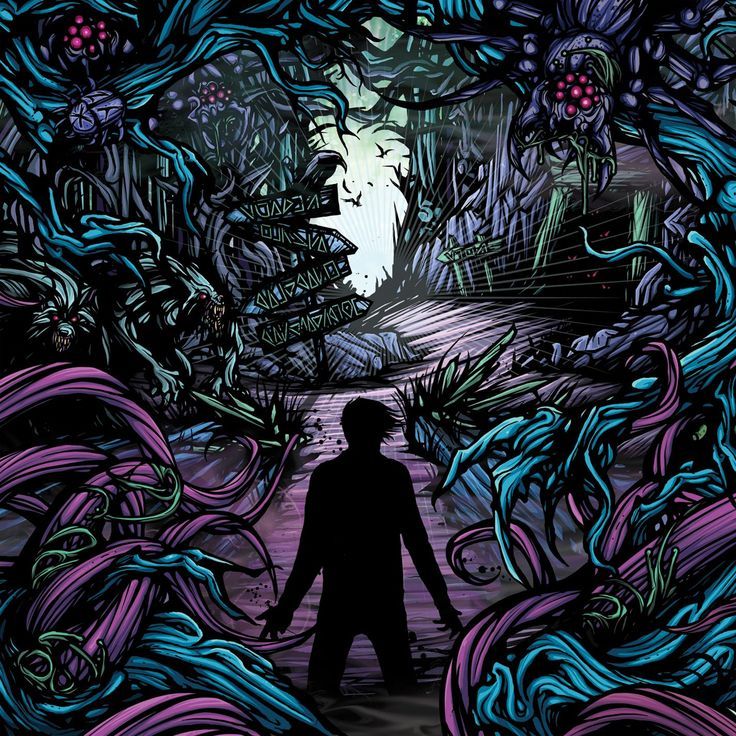 A Day to Remember - Homesick Album Cover