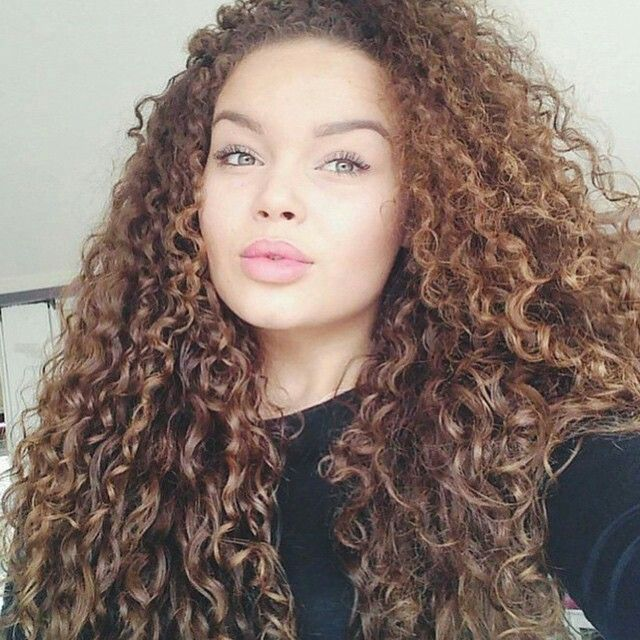 Cosmicislander ☀ Natural Curly Hair Pinterest Curly