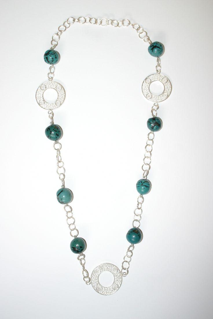 Filigrana, Beatriz Zuñiga diseñadora de joyas.