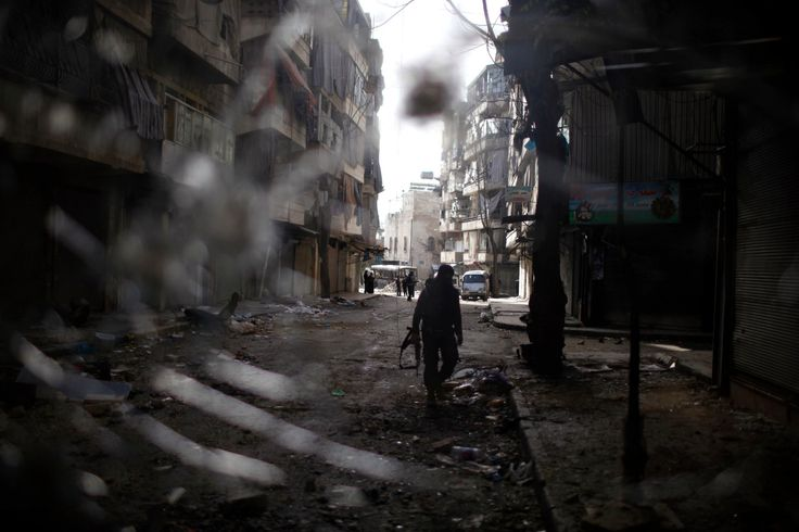 February 23, 2013 - ARTICLE - AL QUEDA - AL NUSRA - AL NUSRA FRONT - REBELS - SOLDIER - DESTRUCTION - The terror group's Syrian front, al Nusra, is not only attacking Assad, but building a base from which it can threaten U.S. interests in the region.