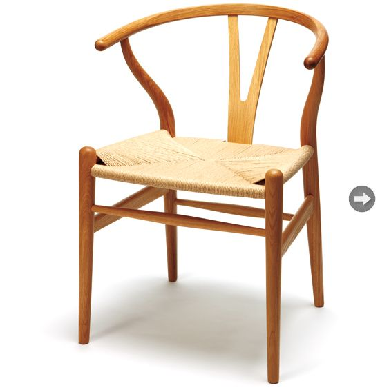 Among the titans of mid-century modern design, Danish designer Hans J. Wegner (1914-2007) was best known for his chairs. Indeed, this chief of chairs created some 500 seats that are reigned by chic simplicity and functionality, and his iconic Wishbone chair, designed in 1949, is no exception.    From the legs to the seats to the backs, Hans J. Wegner paid attention to every diminutive detail of his chairs.