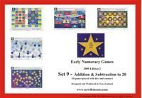 Wilkie Way :: Early Numeracy Games