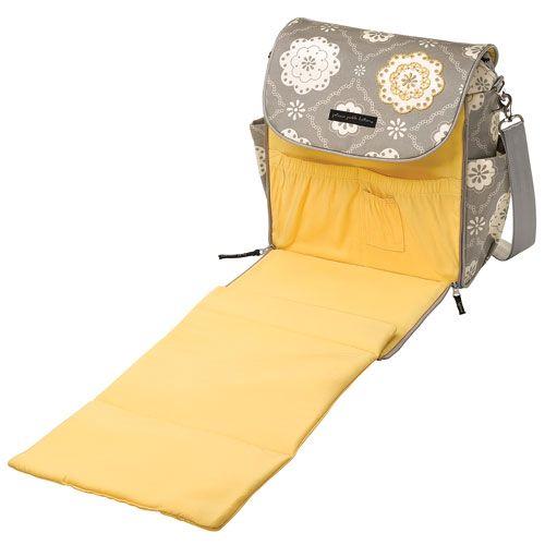 Petunia Pickle Bottom Tea On The Thames Backpack Diaper Bag : Boxy Backpacks at PoshTots