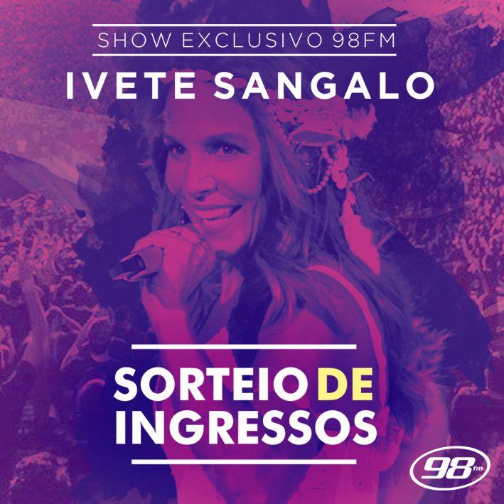 Ivete Sangalo - 21/10