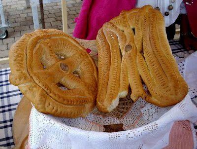 HISTORY OF GREEK FOOD: baking