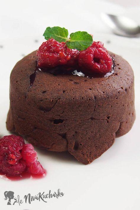 Lávový koláč