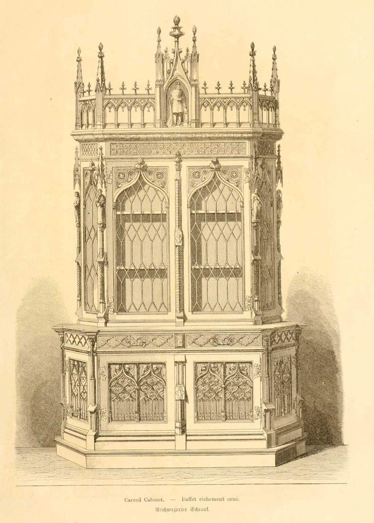 ber ideen zu gotische m bel auf pinterest gotik. Black Bedroom Furniture Sets. Home Design Ideas
