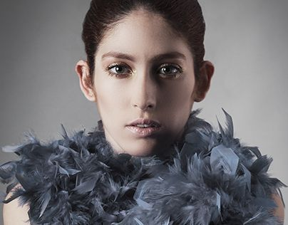 "SMM Fashion Photography | EDITORIAL ""BIG BIRD, SMALL CAGE"" 