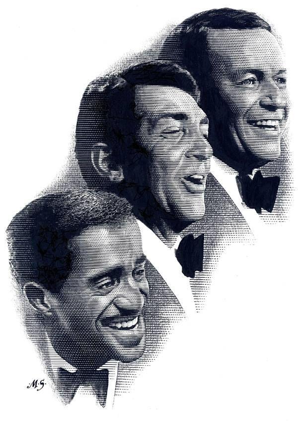 Sammy, Dean & Frank - so wish they were still here
