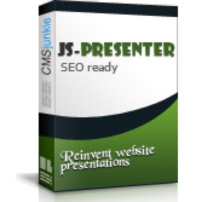 J-Presenter Flash Module - Joomla Extensions - CMS Junkie