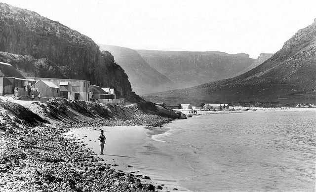 Hout Bay Beach back in the day... #History