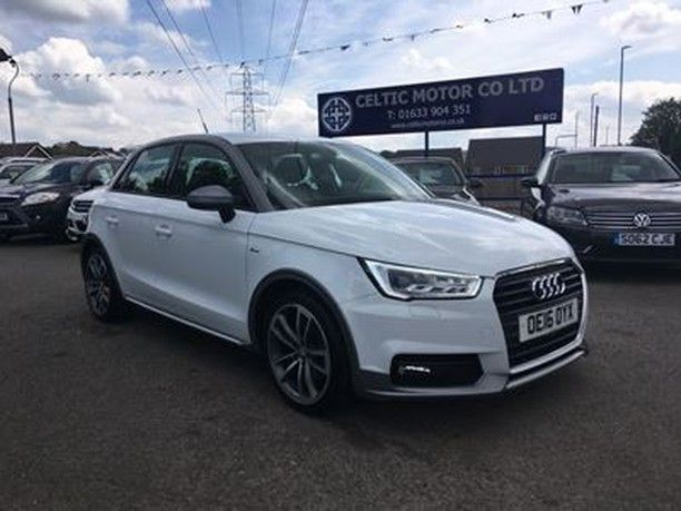 Cardiffdirwales Posted To Instagram Used 2016 Audi A1 1 6 Tdi S