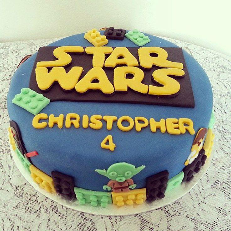 Geburtstagstorte Bilder Star Wars Tortendeko