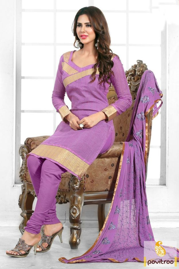 Get smart look in this beautiful purple color chiffon casual salwar suit online at low price in India. Purchase this georgette salwar kameez online with discount offer. #salwarkameez, #cottonsalwarkameez, #casualsalwarlameez, #printedsalwarkameez, #indiansalwarkameez,   #churidarsalwarkameez, #discountoffer, #pavitraafashion, #utsavfashion, #chiffonsalwarsuit, #georgettesalwarsuit http://www.pavitraa.in/store/casual-dress/ callus:+91-7698234040