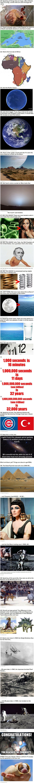 Random facts..... MIND. BLOWN.