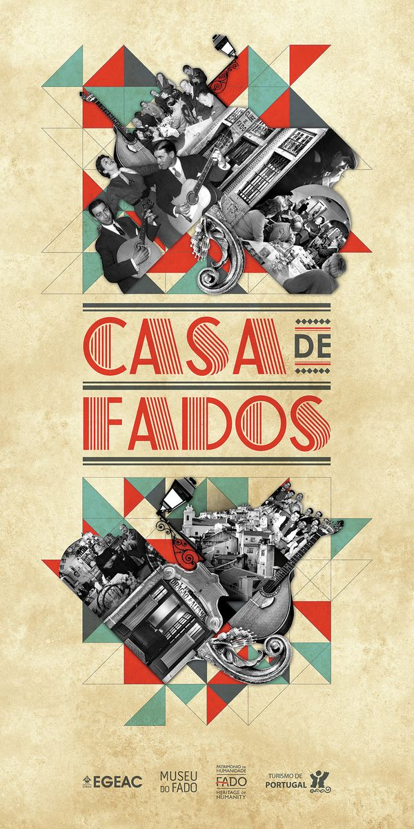 Retro poster / brochure by talented Rita Neves from the Portugal. Enjoy!