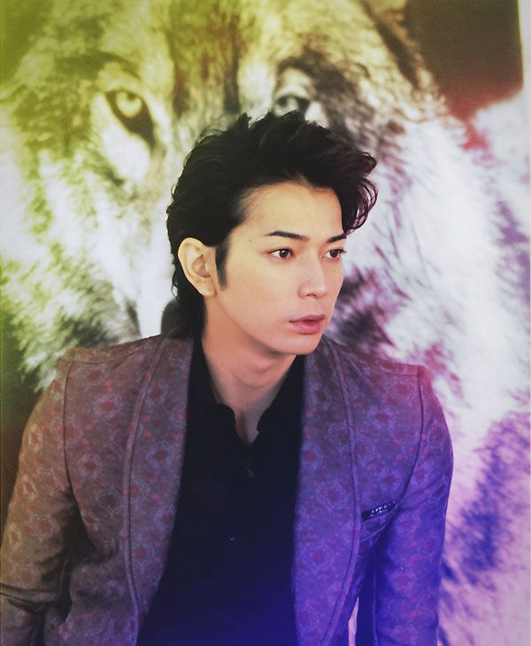 Jun Matsumoto, Japanese actor