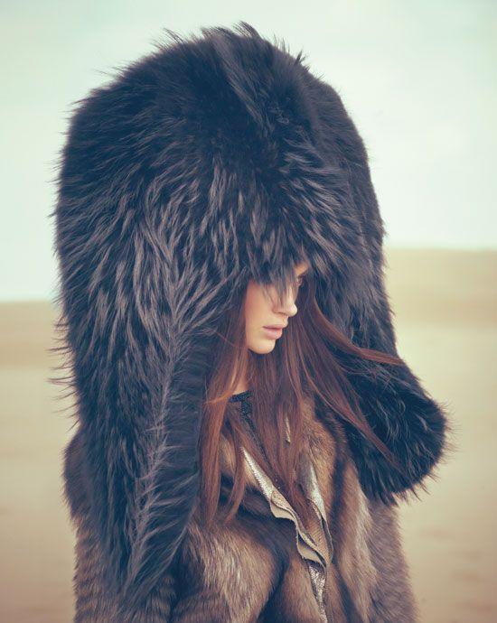 Sergi Pons #photography: High Fashion Photography, Crazy Hats, Head Covers, Bears, Wigs, Sergi Pon, Burning Men, Fur Hats, Winter Hats