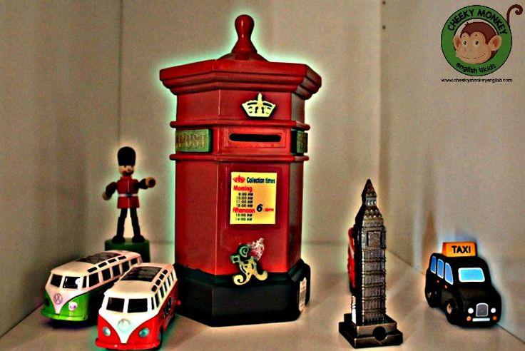 London Souvenirs #CME4K