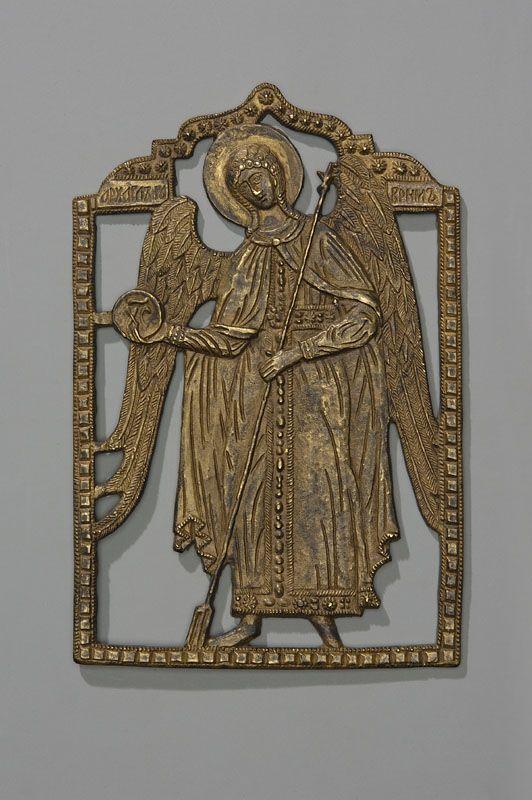 Ikona: Archanioł Gabriel