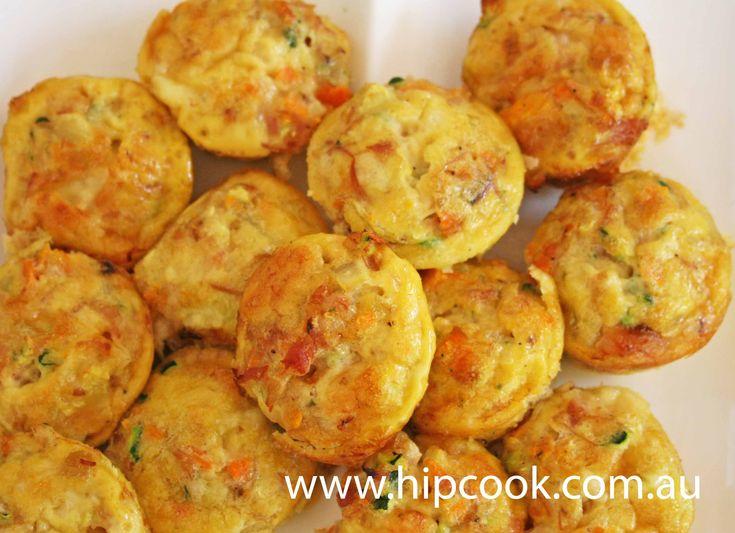 Mini Easy Cook Savoury Bites | Hipcook