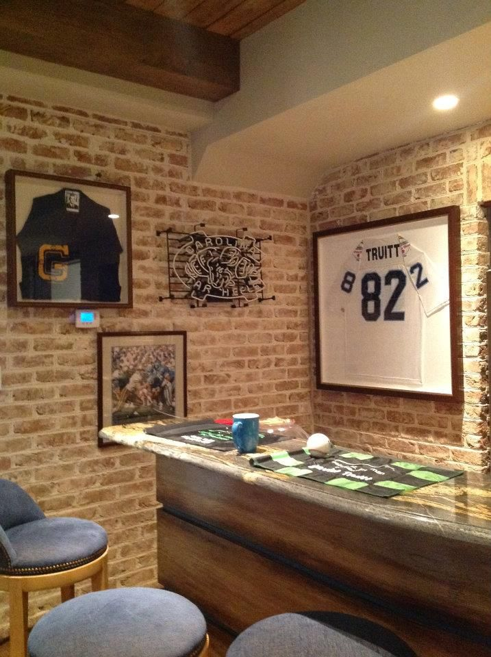 25 Best Ideas About Sports Memorabilia Display On
