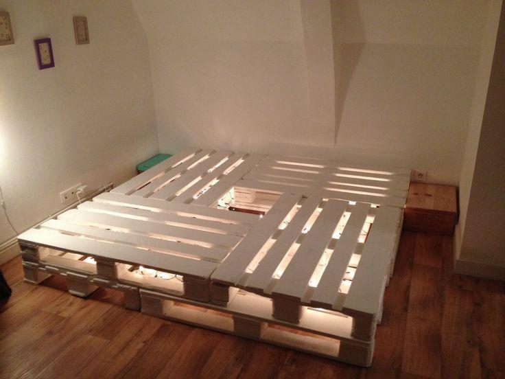 Pallet Beds Pallet Bed Base Pallet Beds Pallet Bed Base