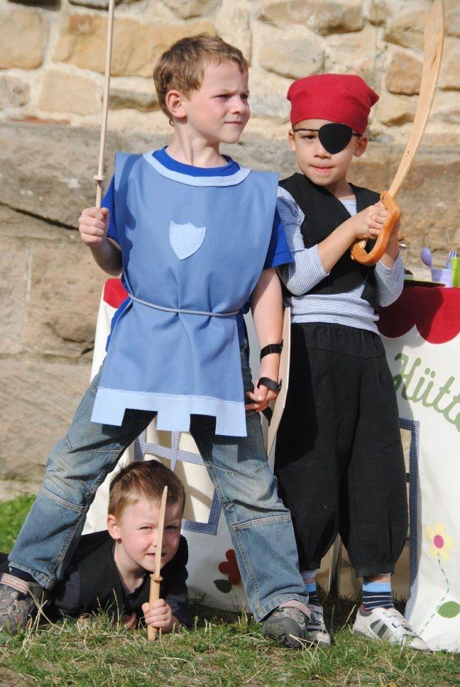 Ritter-Kostüme #diy #makerist