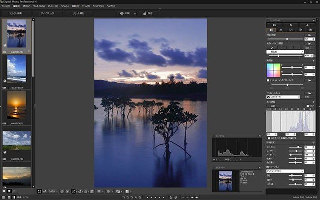 CPN started a tutorial series for their own photo editing and RAW converter software, Canon Digital Photo Professional (DPP) 4.x