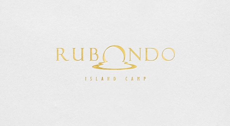 Proposed logo design for Rubondo Island Camp