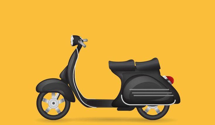 Pin Oleh Ojha Adithya Di My Saves Vespa Scooters Motor Klasik Gambar Keren Download ktm scooter full hd wallpaper