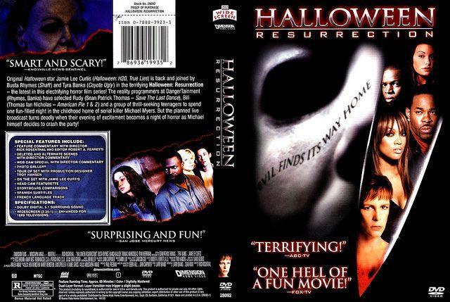 halloween resurrection theme