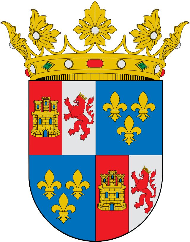 COA Duke of Medinaceli - Victoria Eugenia Fernández de Córdoba, 18th Duchess of Medinaceli - Wikipedia, the free encyclopedia