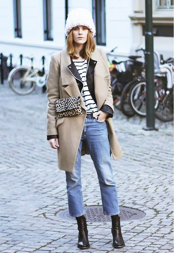 The Best New Boot and Jeans Combinations for Fall via @WhoWhatWear: