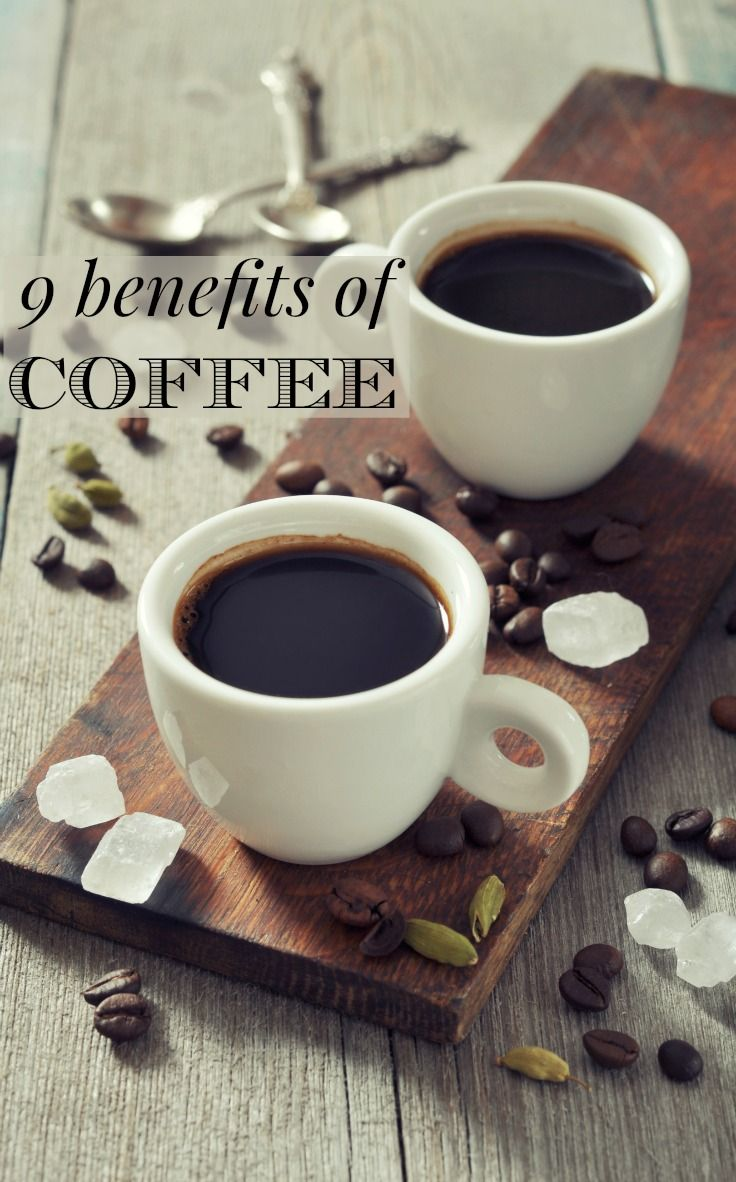 As if you needed another reason to enjoy a cup of java, here are 9 more via @rodalenews