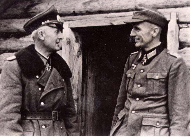 Hans Gollnick und Eugen König