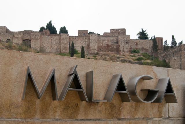 Alcazaba Málaga (Spain)