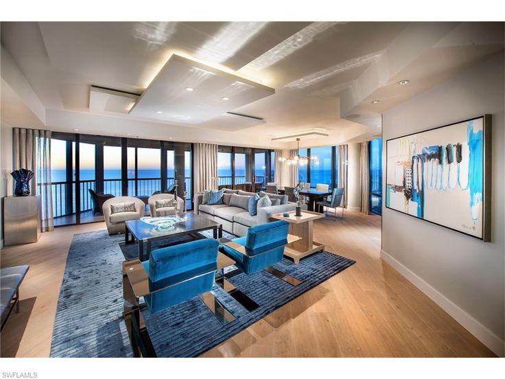 Naples Interior Designer Renee Gaddis Of Interiors Specializes In Residential And Commercial Luxury Design