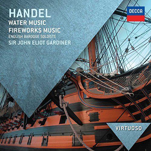 ICYMI: Haendel : Water Music, Fireworks Music: GARDINER JOHN ELIOT / ENGLISH MUSICA CLASICA INTERNATIONAL