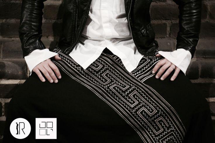 Details! #fashion #ethnic #outfit #laltrostore #milan  @Review41R41
