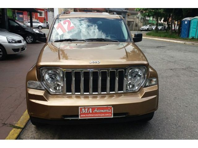 Jeep Cherokee Limited 3 7 V6 4wd Vila Guaca Sao Paulo Sp