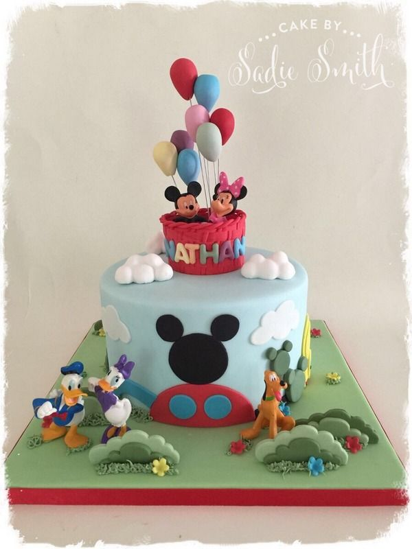 Pin By Chioma Blessing On Mickey N Minnie Cakes Mickey Mouse