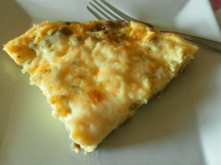 Cooking On A Budget: Sausage, Egg and Cheese Frittata