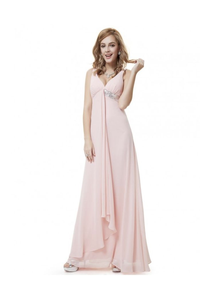 Bridesmaids dress in light pink.Soft and sophisticated look for any occasion info@michelangela.co.za