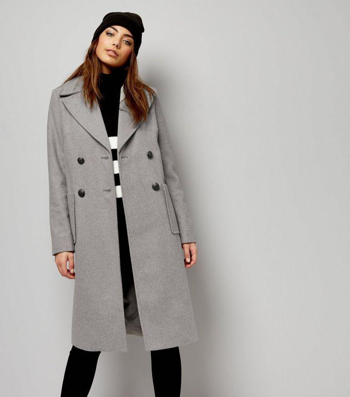 manteau long femme ete,Image 1 de MANTEAU LONG AVEC CEINTURE